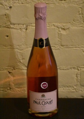 Paul Clouet Rosé Champagne