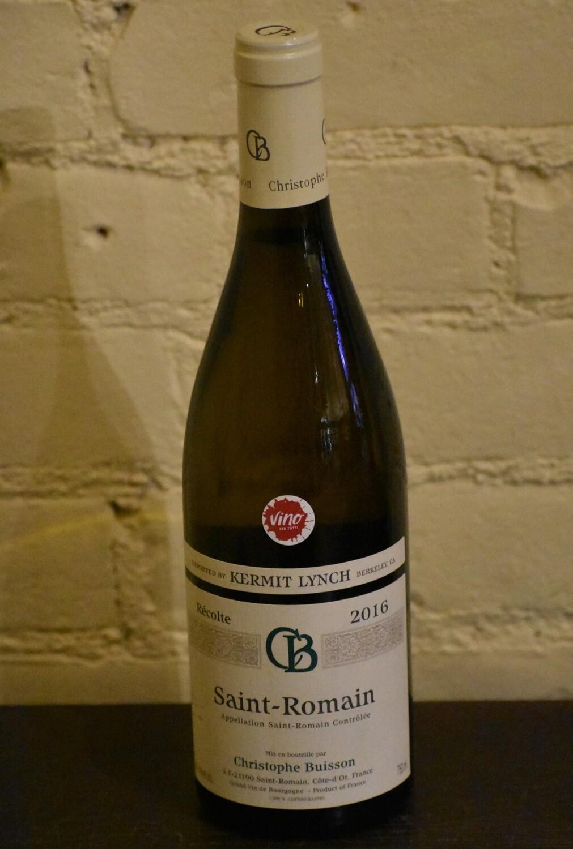 Buisson Saint-Romain Blanc