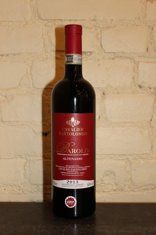 "Cavalier Bartolomeo ""Altenasso"" Barolo 2013"