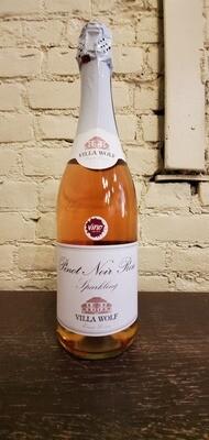 Villa Wolf Sparkling Pinot Noir Rosé