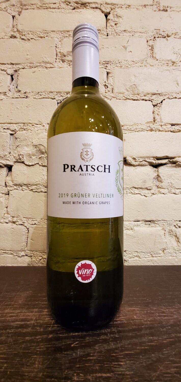 Pratsch Gruner Veltliner, 1 Liter