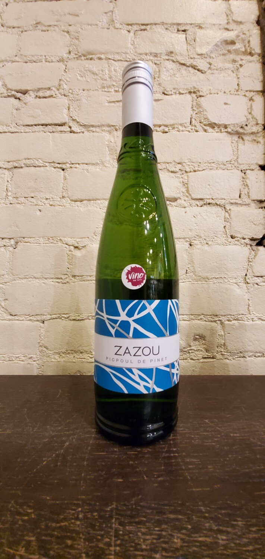 Zazou Picpoul de Pinet