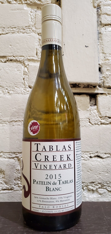 """Tablas Creek """"Patelin De Tablas"""" Blanc"""