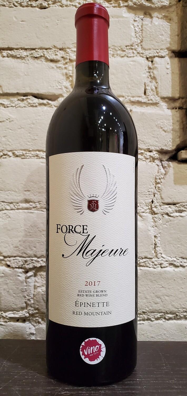 "Force Majeure "" Épinette"" 2017"