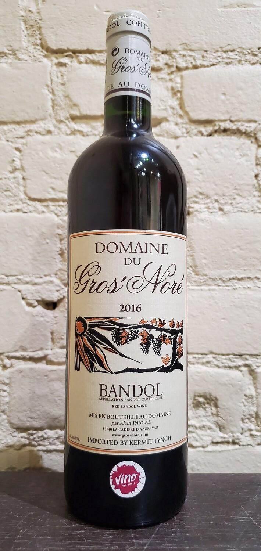 Domaine du Gros Nore Bandol Rouge 2016