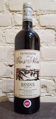 Domaine du Gros Nore Bandol Rouge 2017