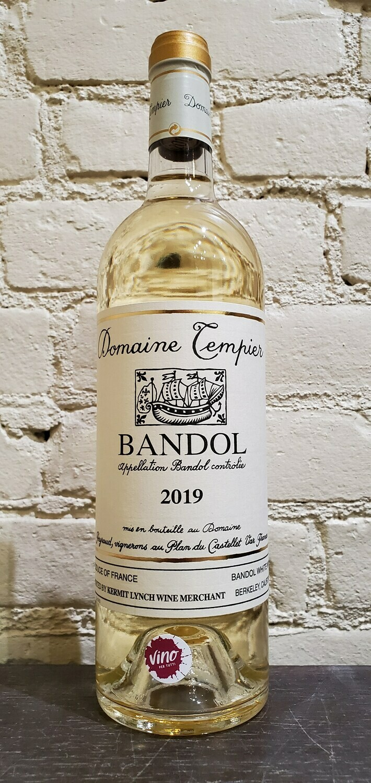 Domaine Tempier Bandol Blanc
