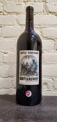 Dirty And Rowdy Antle Mouvedre 2016 Magnum