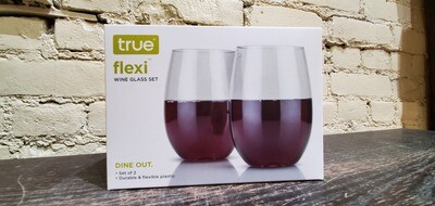 Flexi Wine Glass Set