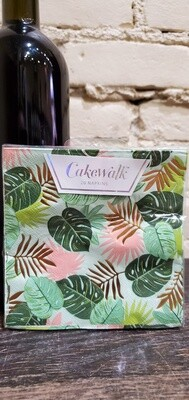 Monstera Cocktail Napkins