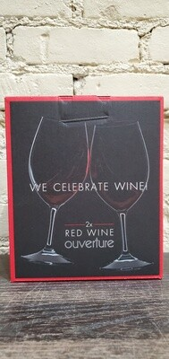 "Riedel ""Ouverture"" Red Wine Two Pack"