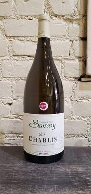 Savary Chablis Magnum