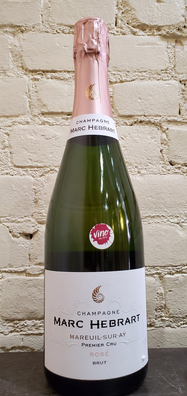 Champagne Marc Hebrart Rosé