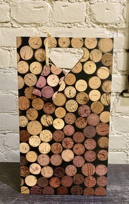 Corks- Two Bottle Wine Bag