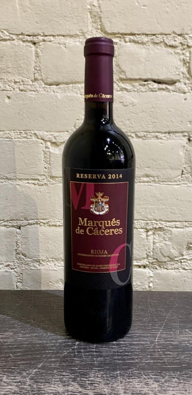 Marques de Caceres Rioja Reserva