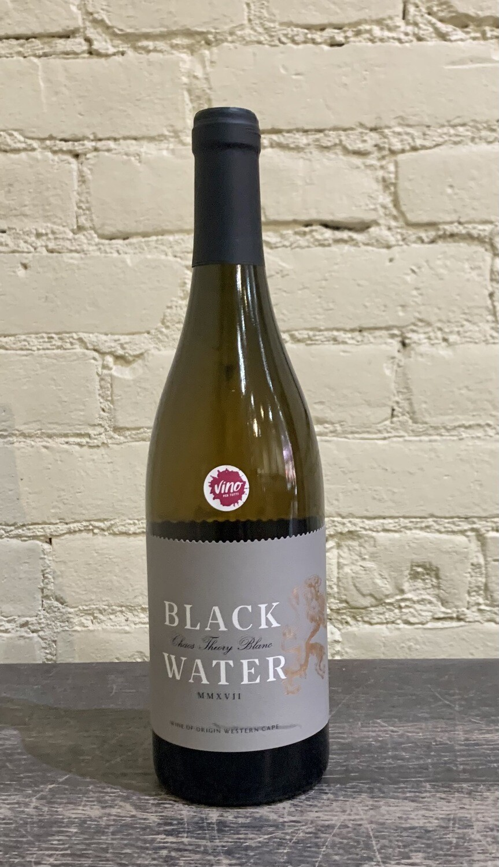 Blackwater Chaos Theory Blanc