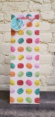 Macaron- Single Bottle Wine Bag