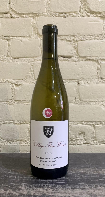 "Kelley Fox ""Freedom Hill Pinot Blanc"""