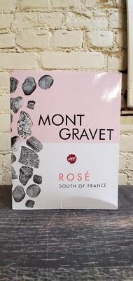 Mont Gravet Rosé 3L Box