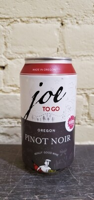 Joe To Go Pinot Noir