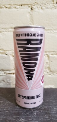 Ramona Sparkling Rosé Cans