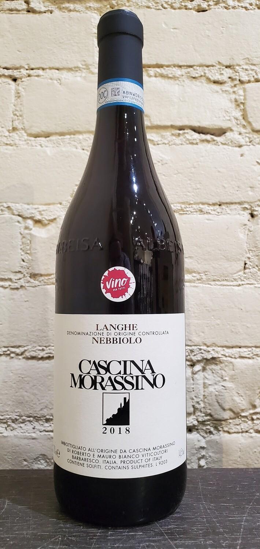 Morassino Nebbiolo di Langhe 2018