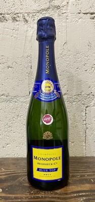"Heidsieck & Co. Monopole ""Blue Top"" Champagne Brut"