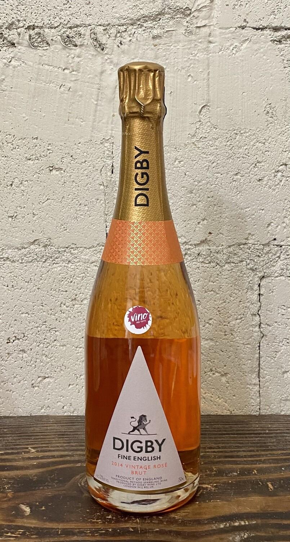 Digby Fine English 2014 Vintage Rosé Brut