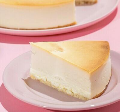 Slice NY Cheesecake