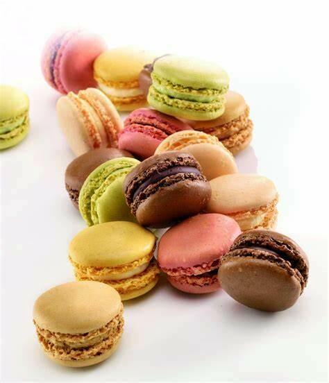 Mini Macaron Assortment