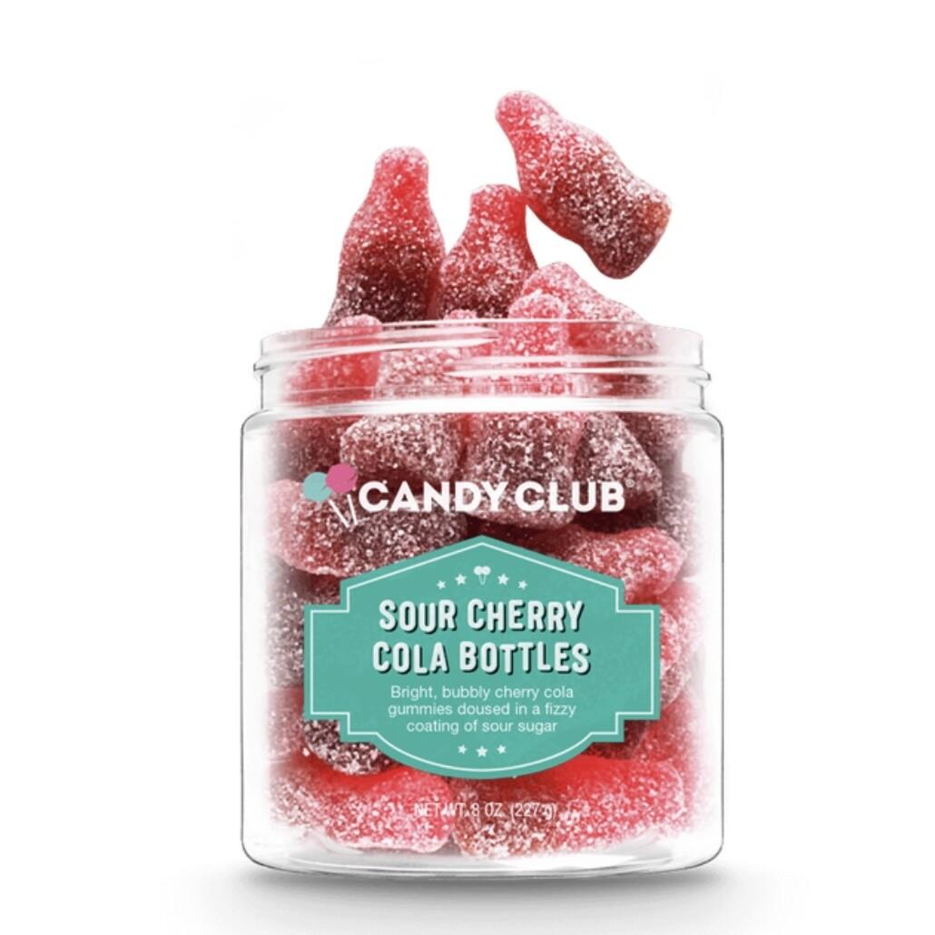 Cherry Cola Sour Gummies