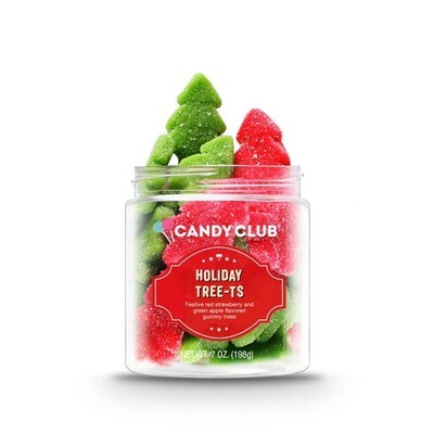 Christmas Tree Sour Gummies