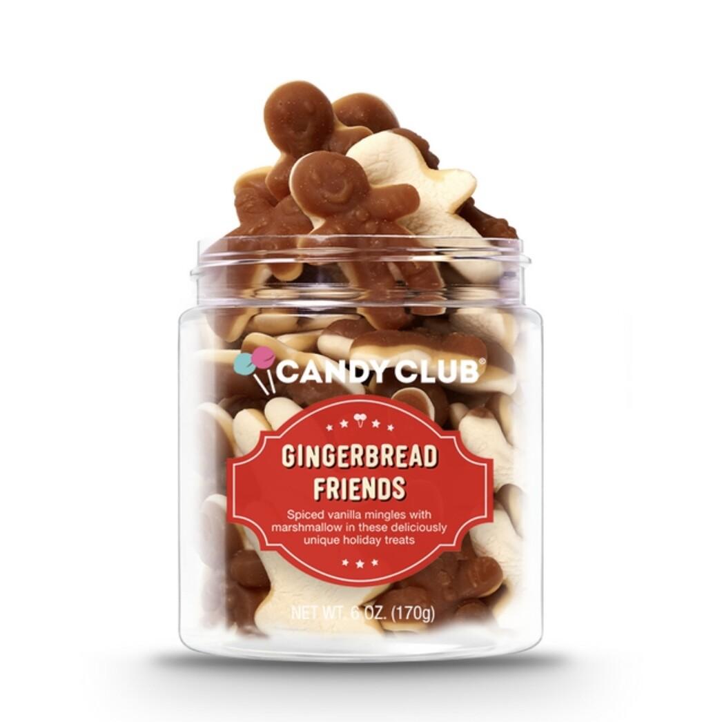Gingerbread Gummies