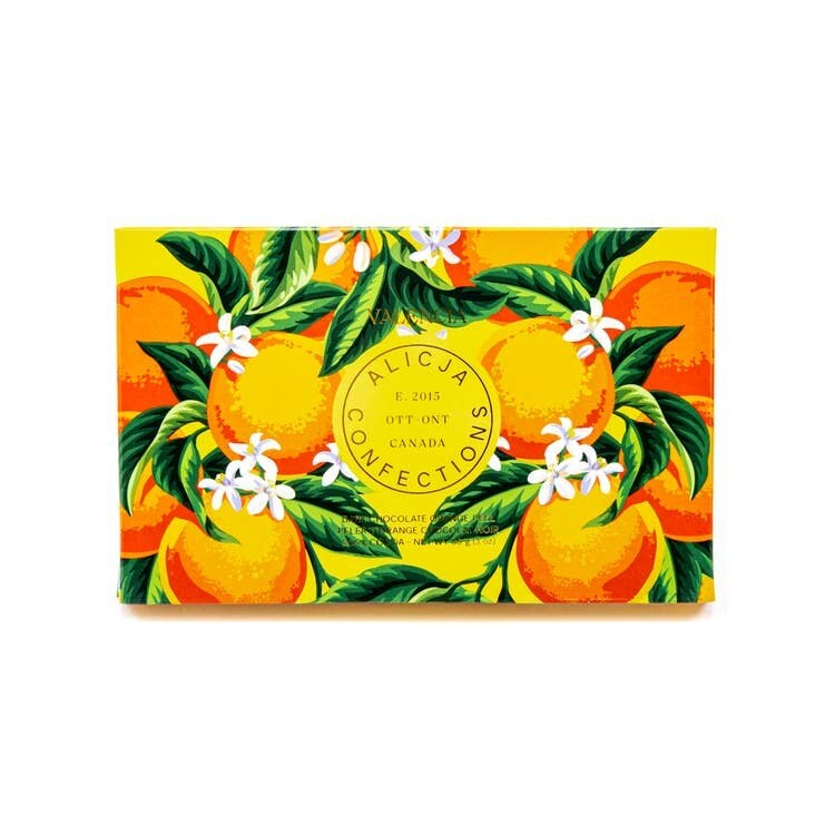 Valencia Orange Dark Chocolate