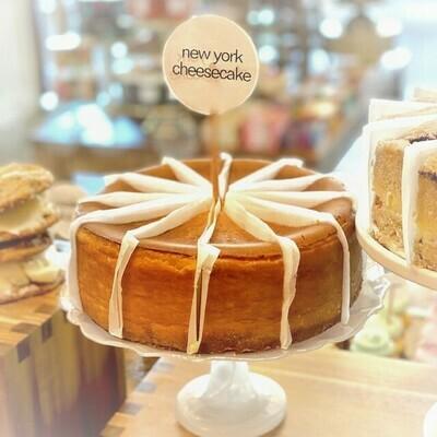 Whole NY Cheesecake