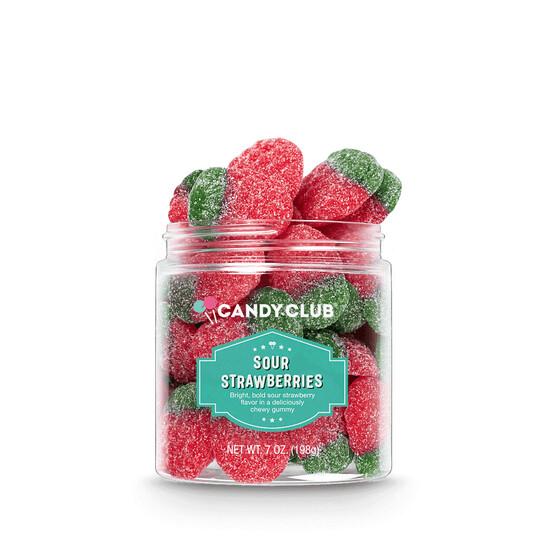 Gummy Strawberries