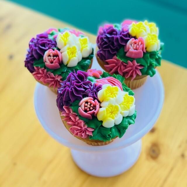 Buttercream Bouquet