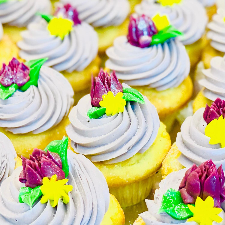 Lemonberry Shortcake