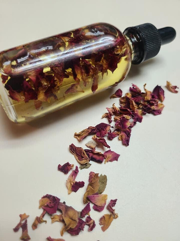 Bed of Roses Body Oil