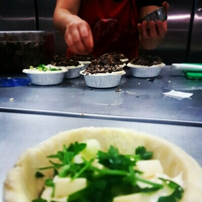 Savoury Pie 5