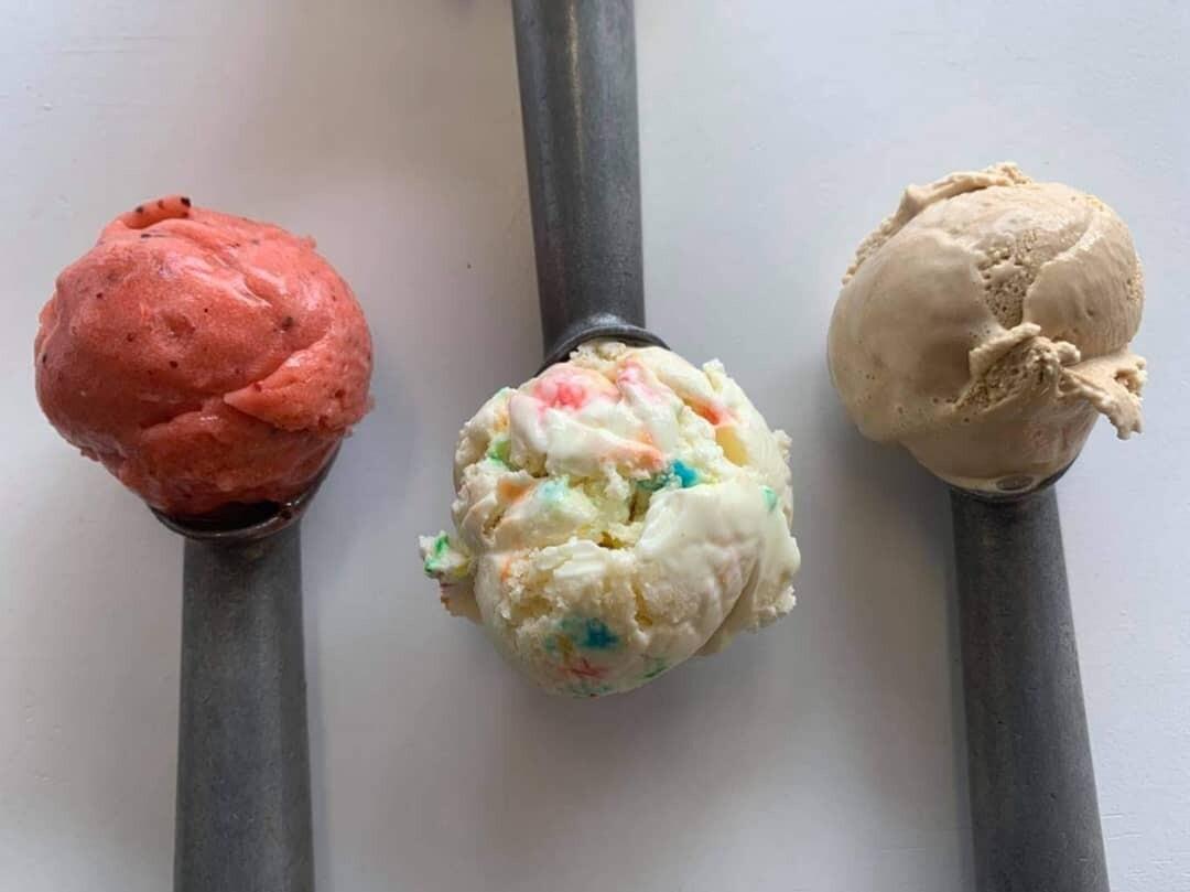 Hand-packed Pint of Parachute Ice Cream