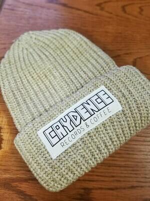 Tan Winter Cap
