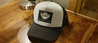 White / Black Trucker Hat