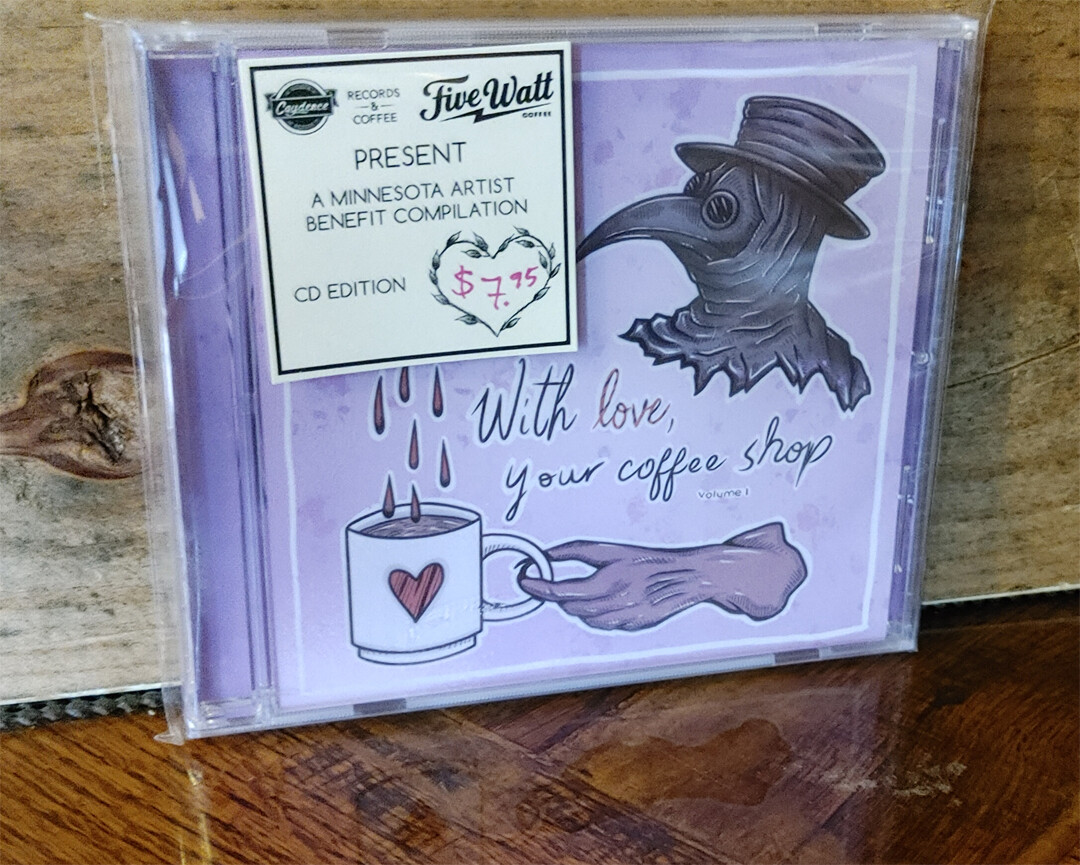 CD - With Love Vol I