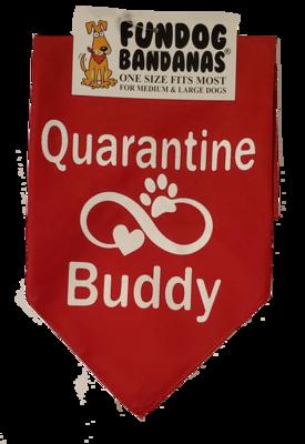 Quarantine Buddy Bandana