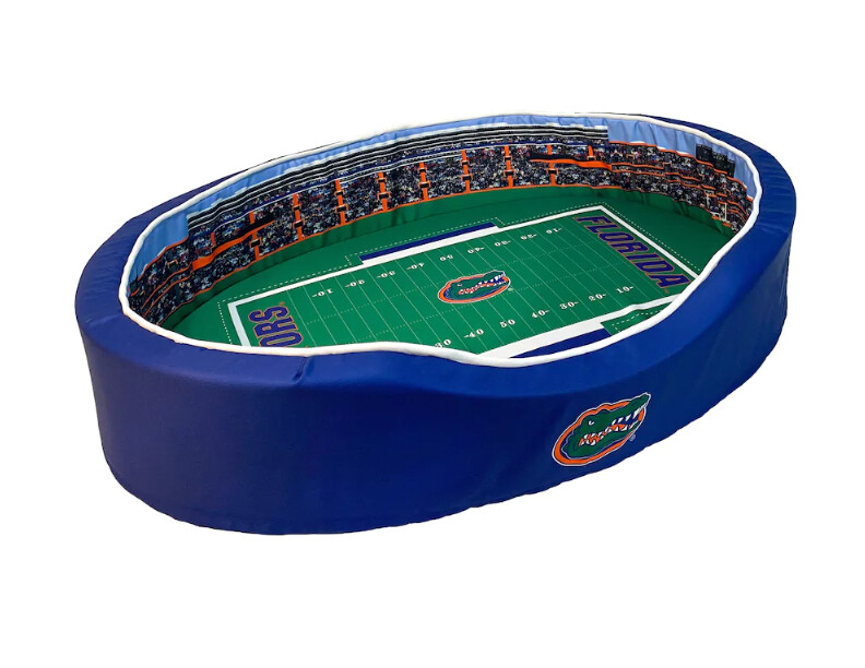 Stadium Dog Bed
