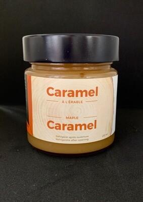 Caramel 212ml pot en verre