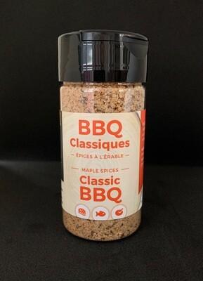 Épices à l'érable BBQ Classiques
