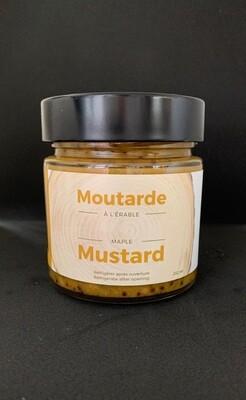Moutarde à l'érable