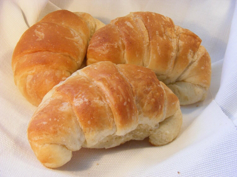 Croissant nature (6)